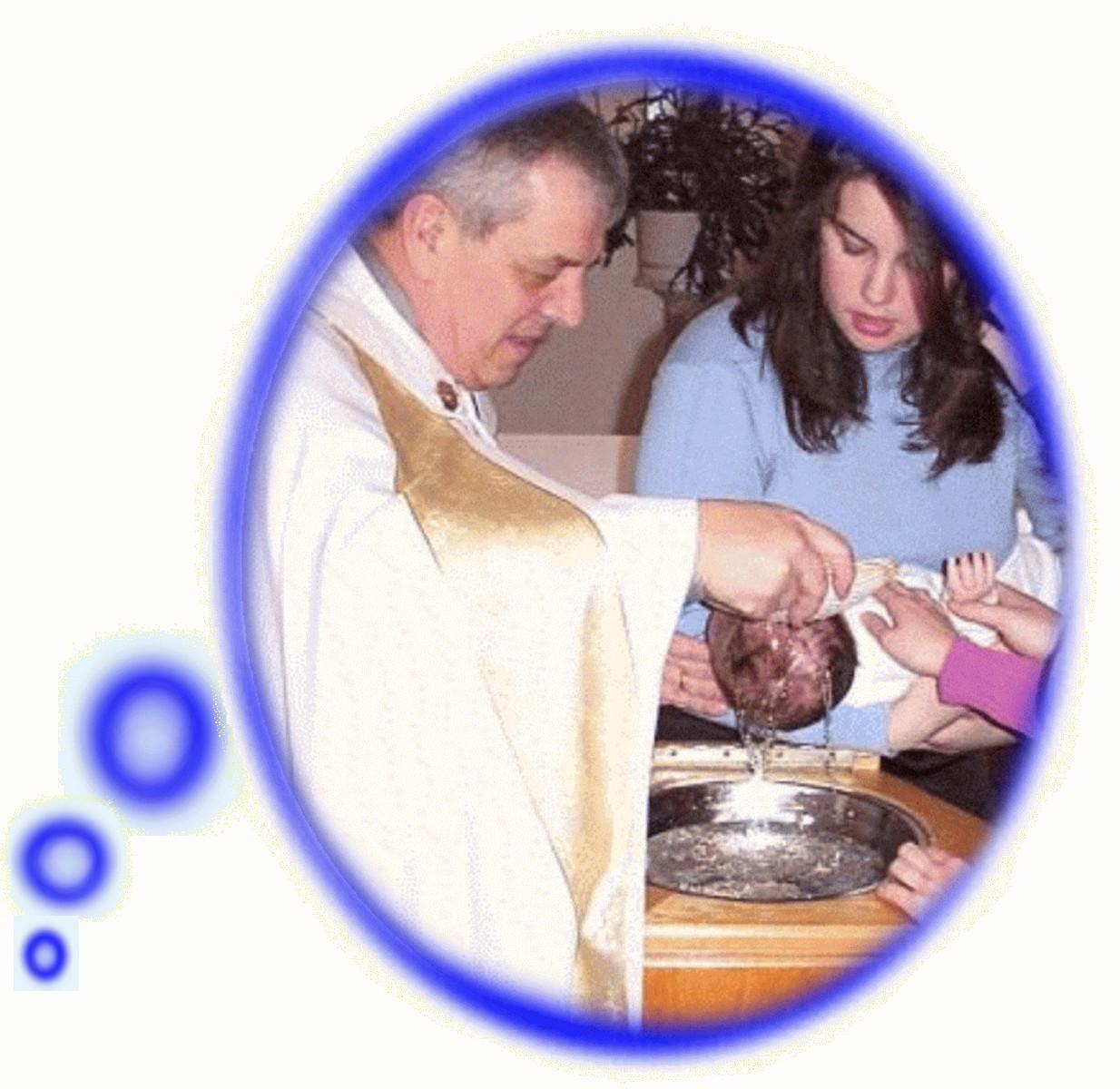 Devient-on chrétien par le baptême ?