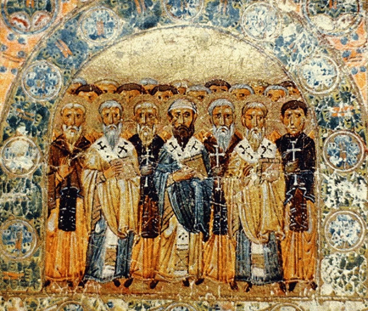 Les  « pères apostoliques » et les « pères de l'Eglise », qu'en penser ?   Un regard sur l'ère qui a suivi les apôtres.